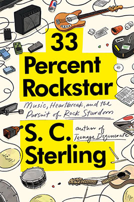 33 Percent Rockstar - Denver Music Memoir